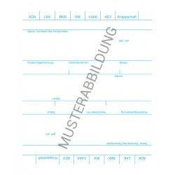 Personalienfeld Etiketten (2er)