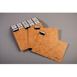 Karteileitkarte - Pressspan