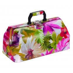 Bollmann Arzttasche PRACTICUS Flowers-Design