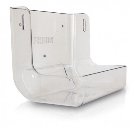 Wandhalterung (Plexiglas) zur Aufbewahrung HS1 Defibrillator