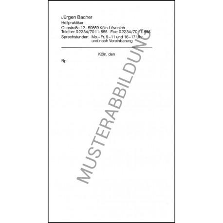 Privatrezepte Für Heilpraktiker C Cedip Verlagsgesellschaft Mbh