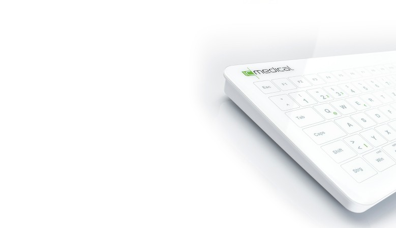 IC KEYS HT 400 – Hygienetastatur