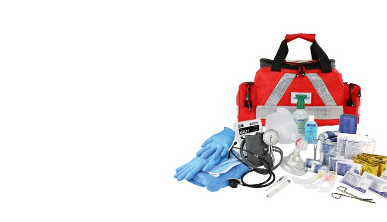 WaterStop Notfalltasche für den mobilen Einsatz