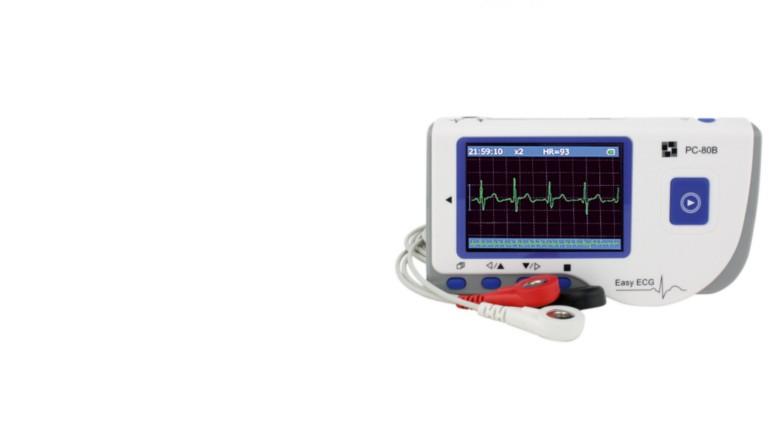 PC-80B EKG Gerät